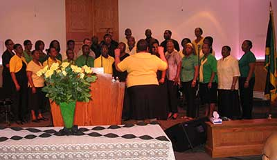 Bronx Bethany Church of the Nazarene Choir